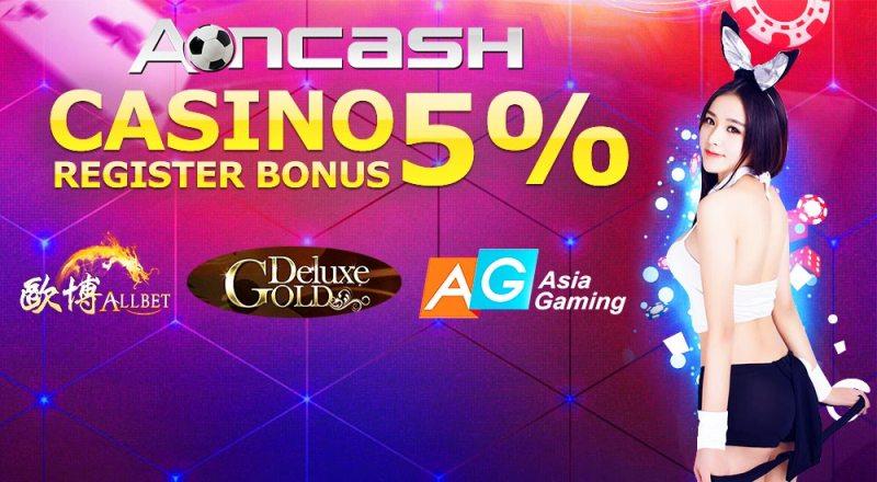 Aoncash – Taruhan & Casino Online