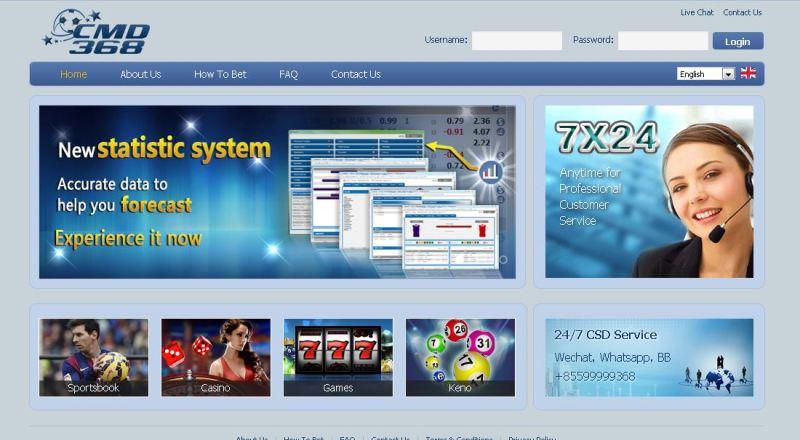 Cmd368 Situs Taruhan Online